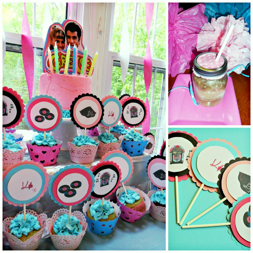 Classroom Furniture Cheap ~ How to host a fabulous s themed party for cheap knock