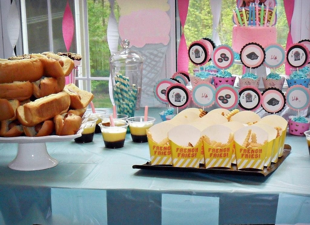 birthday-party-50s-sock-hop-food