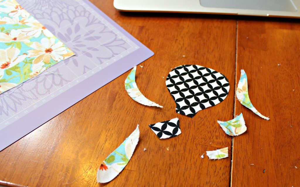 How to easily make your favorite appliques with a cricut knock it